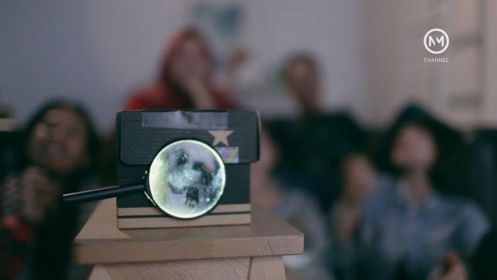 AIRIS D.I.Y - Tutorial Easy SmartPhone Projector